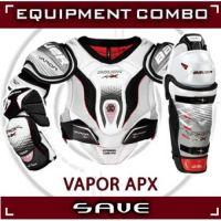 Bauer Vapor APX Sr. Hockey Equipment Combo