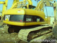 Used Caterpillar 320C