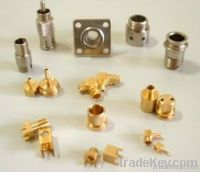 RF Connector Components