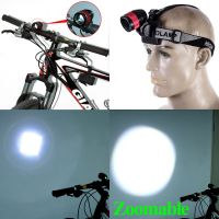 Zoomable CREE T6 LED Bike