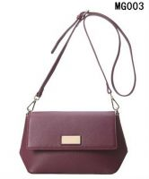 Ladies Geometric Leather Shoulder Bag Crossbody Bag
