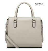 Ladies Genuine Leather Satchel Shoulder Bag Handbag