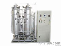 Nitrogen Generating Plant by Membrane Separation