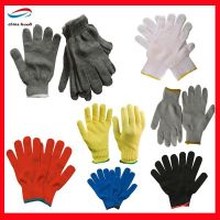 cotton gloves  work gloves