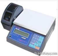 HAW  Weighing Scale with Barcode Printer Series