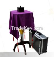 Classic Magic floating table, wood flying table,  Stage Floating Magic Tricks, Highly quality Magic Table