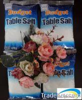 low price table salt, edible salt