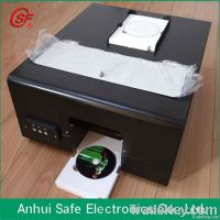 auto printer for inkjet pvc cards and CD/DVD