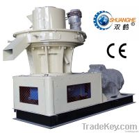 High quality vertical wood pellet machine