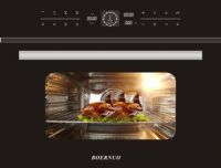 Built-in Toaster Oven