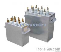 Capacitor Box for IF Furnace