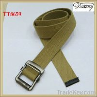 TT8659 Custom Fabric Belt For Men