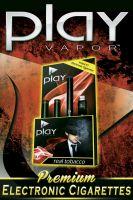 Play Vapor Electronic Cigarette Menthol Starter Kit