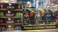 Play Vapor Electronic Cigarette Light Tobacco Refill Cartridge 5-Pack