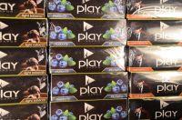 Play Vapor Electronic Cigarette Blueberry Refill Cartridge 5-Pack
