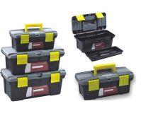 plastic storage toolbox