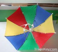 Hat umbrella,