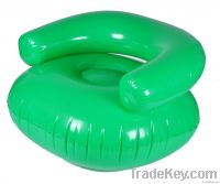 Inflatable pvc sofa for kids