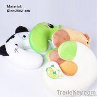 Animal  design Neck Pillow, inflatable neck pillow, travel neck pillow
