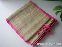 Foldable Straw Beach Mat