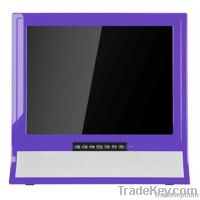 "Green and Healthy 15"" LCD TV"