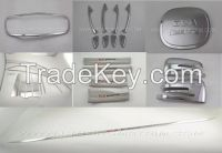 Chrome Accessories for Mercedes Benz GLA 200 2015