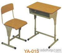 Cheap price metal school desk