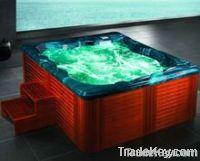 Hot sale European design bath spa tub for 5 persons(SR801)