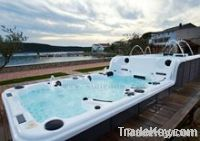 Hot sale luxury swim spa for spa exercise in spa(SR859)