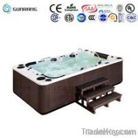 Luxury Balboa system outdoor whirlpool for 10 people (SR851)