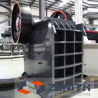 ZENITH High performance jaw crusher
