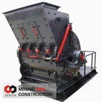 coal crashing machine