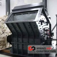 Impact Crusher, stone crusher, construction machine