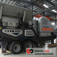mobile coal crushers