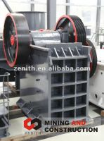 jaw crusher coal, ZENITH High performance jaw crusher