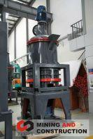 Feldspar powder mill