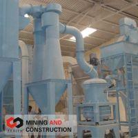 Barite grinding plant
