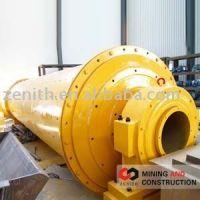 Zenith gypsum mill