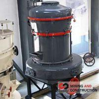 Zenith stone grinder, grinding machine