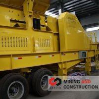 Mobile crusher manufacturer