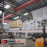 Used Mobile Crusher, the most popular mobile crusher
