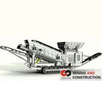 mobile concrete crushing equipment