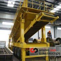 mobile iron ore crusher