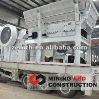 Zenith mobile crusher manufacturer