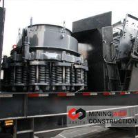 Truck mobile crushers