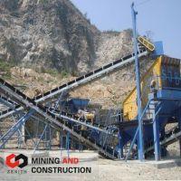 stone quarry mining