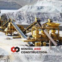 Iron ore plant, iron ore crushing plant