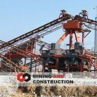 iron ore crushing plant, Stone crushing plant