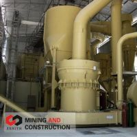 Zenith high production milling equipment