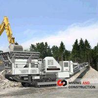 Crushing Plant,mobile crusher